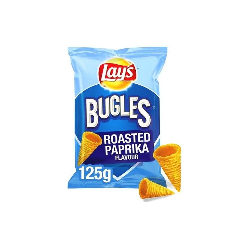 Lay's Bugles roasted paprika 125 gr