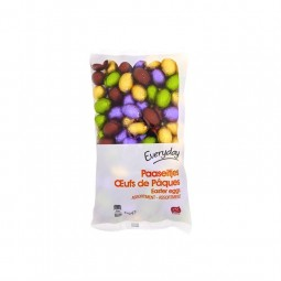 Everyday assorted Easter chocolate eggs 1 kg
