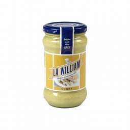 La William curry sauce 300 ml