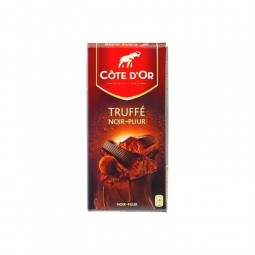 Côte d'Or Truffé chocolat noir fourré 190 gr CHOCKIES