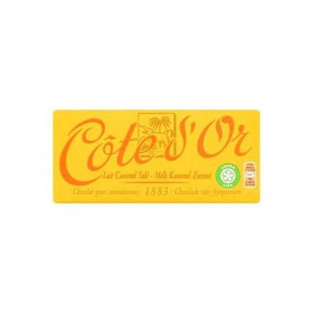 Cote d'Or Classic milk salted caramel 150 gr CHOCKIES