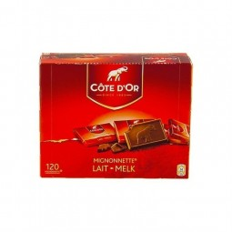 Cote d'Or Mignonnette milk chocolate 1,2 kg