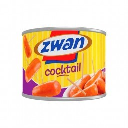 Zwan cocktail sausages 210 gr