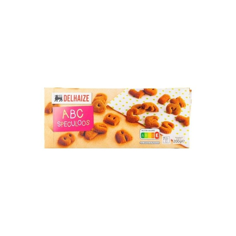 Delhaize ABC nic-nac speculoos 200 gr