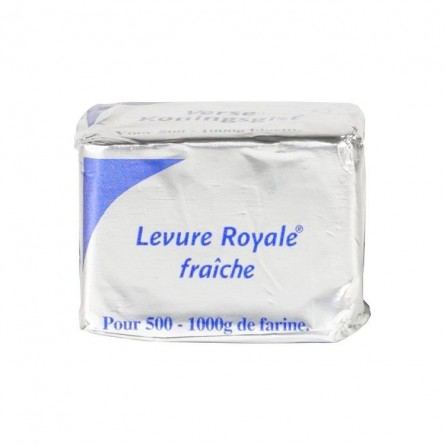 YEAST fresh royal packing of 42 gr