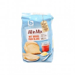 Boni Selection flour All in mix white bread 500 gr