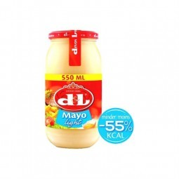 Devos Lemmens mayo light oeuf 550 ml