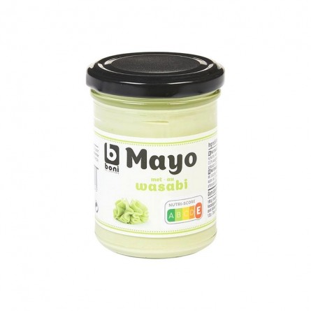 Boni Selection mayo wasabi 180 ml