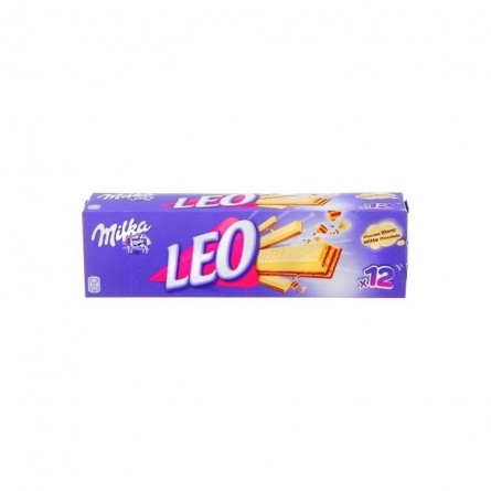 Milka Leo Family pack white chocolate 12x 33 gr CHOCKIES