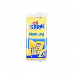 Nestle Galak white chocolate tablet 250 gr CHOCKIES