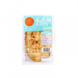 Planet Deli natural naan bread 2 pc 220 gr