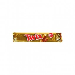 Twix chocolate candy bar 12x 50 gr CHOCKIES