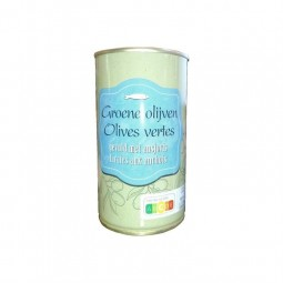 Boni Selection green olives stuffed with anchovies 350 gr