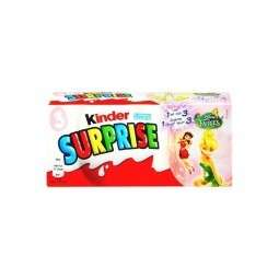 Ferrero Kinder Surprise filles T3 3x 20 gr CHOCKIES