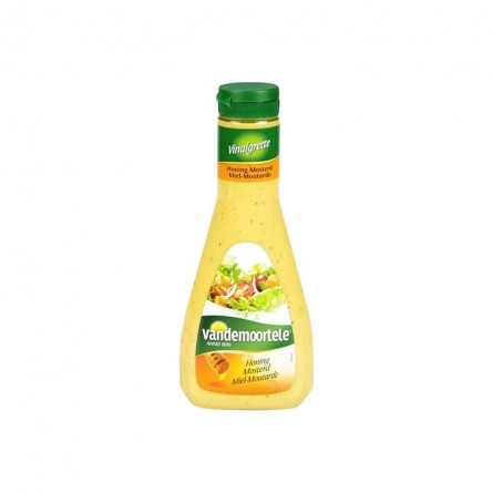 Vandemoortele vinaigrette honey mustard 450 ml