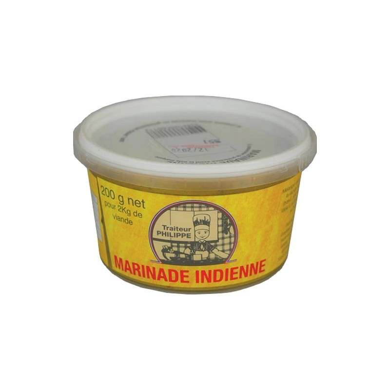 Caterer Philippe Indian marinade 200 gr
