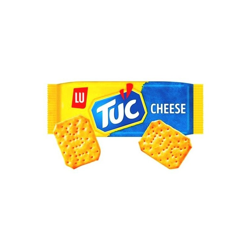 LU Tuc Cheese biscuits 100 gr