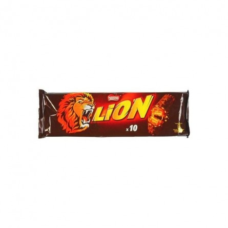 Nestle Lion chocolate bar 10x 42 gr ÉPICERIE CHOCKIES chocolat baton