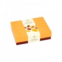 CB - Les Belges assortment of fine butter biscuits 550 gr