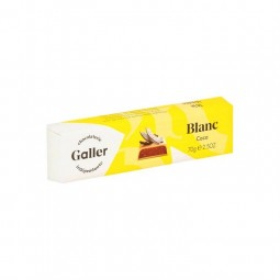 Galler white chocolate coconut bar 70 gr