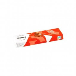 Galler milk chocolate filled praline 70 gr