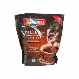Jacques Callets fondant dark chocolate 400 gr