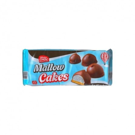 L/ Mister Choc Teacakes chocolat 20 pc 340 gr CHOCKIES