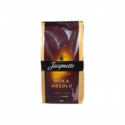 Jacqmotte Moka Absolute coffee beans 500 gr