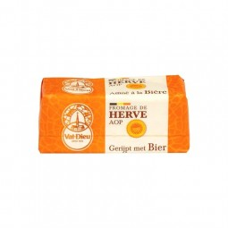 Val Dieu Herve cheese with beer AOP 200 gr