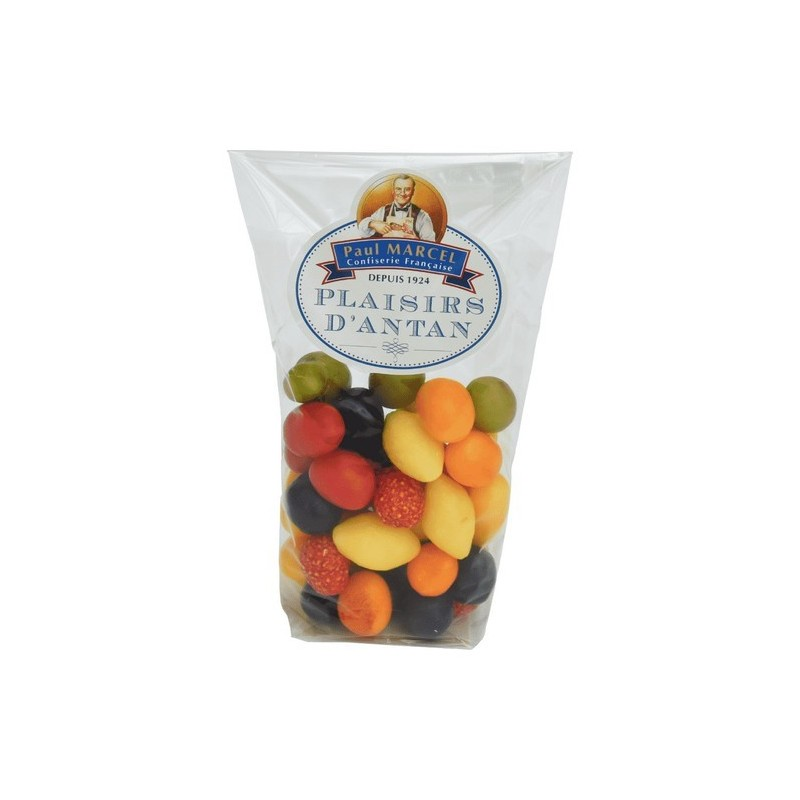 Paul Marcel confectionery small fruits 200 gr