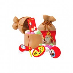 Bip hood of St Nicholas filled with treats