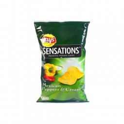 Lay's Sensations mexican pepper & cream 150 gr CHOCKIES