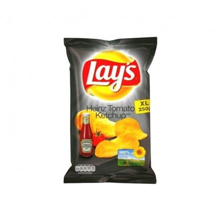 Lay's chips Heinz Tomato ketchup 275 gr BELGE CHOCKIES