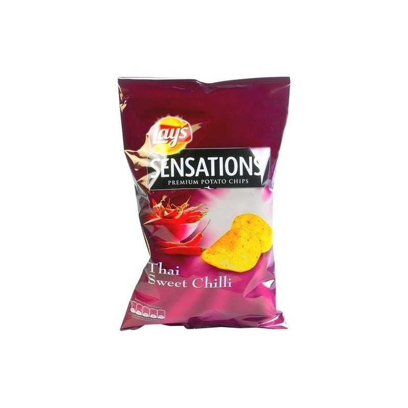 Lay's Sensations Thai Sweet Chili 150 gr CHOCKIES