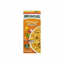 Miracoli macaroni coupé fromage 294 gr