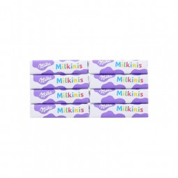 Milkinis 8 pcs