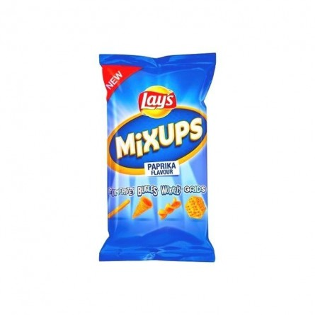 Lay's MixUps Paprika 125 gr CHOCKIES nacho cheese belge