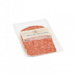 CB - The Belgians pate from Chimay 5 slices 160 gr
