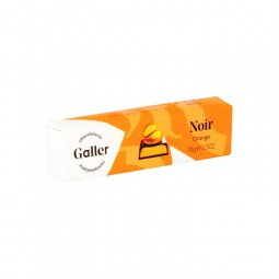 Galler dark chocolate with orange 70 gr
