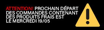 Livraison de surgelés à domicile partout en France